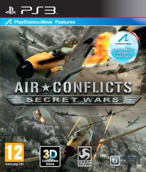 [PS3]Air Conflicts: Secret Wars [FULL] [ENG] [3.41/3.55/4.30]