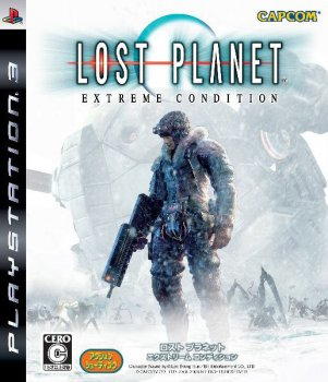 [PS3]Lost Planet Extreme Condition [JPN/Multi7/ENG]