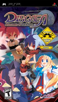[PSP]Disgaea: Afternoon of Darkness [FULL][CSO][ENG]