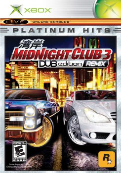[XBOX]Midnight Club 3: Dub Edition Remix [MIX/ENG/RUS] Релиз от R.G. Dualshock