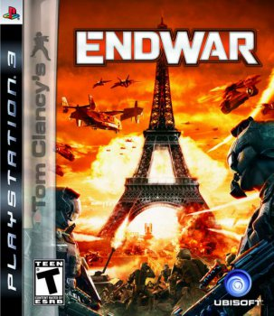 [PS3]Tom Clancys EndWar (2008) [FULL][ENG][L]