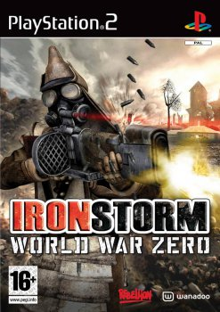 [PS2] World War Zero: IronStorm [RUS/Multi5|PAL]