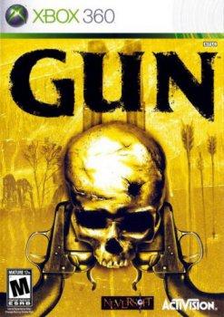 [XBOX360]GUN (2005) [Region Free][ENG][L]