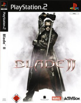 [PS2] BLADE 2 [NTSC/RUS/ENG]