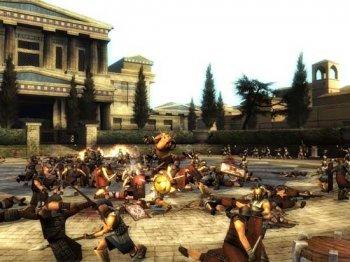 [XBOX] Spartan: Total Warrior [RUS/ENG/Region free]