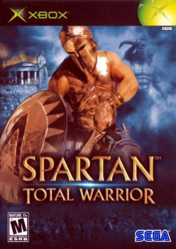 [XBOX] Spartan: Total Warrior [RUS/ENG/Region free]