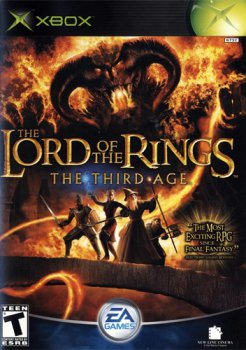 [XBOX]The Lord of the Rings: The Third Age [ENG/NTSC]