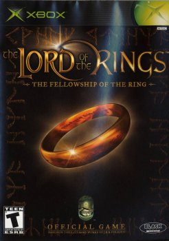 [XBOX]The Lord of the Rings: The Fellowship of the Ring [ENG/NTSC]