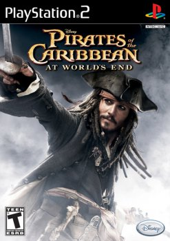 [PS2]Pirates of the Caribbean: At World's End [PAL/RUS]
