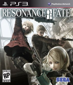 [PS3]Resonance of Fate (2010) [FULL][ENG][L]