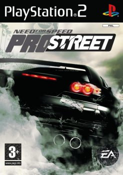 [PS2]Need for Speed: Pro Street [RUSSOUND/PAL]
