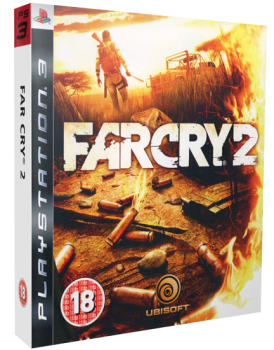 [PS3]FAR CRY 2 [EUR/RUS] [RUSSSOUND]