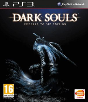 [PS3]Dark Souls: Prepare To Die Edition (2012) (ENG) [FULL][L] (3.55 KMEAW)