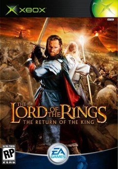 [XBOX]The Lord of the Rings: The Return of the King [NTSC/J / ENG]