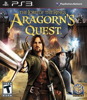 [PS3]The Lord of the Rings: Aragorns Quest (2010) [FULL][ENG][PS Move][L]