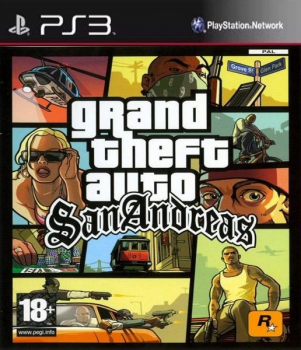 [PS3]Grand Theft Auto: San Andreas [USA/ENG]