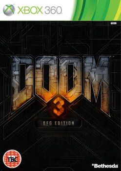 [XBOX360]DOOM 3 BFG Edition [PAL/RUSSOUND] (XGD3)(LT+3.0)