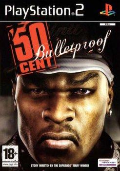 [PS2]50 Cent Bulletproof [RUS/PAL]