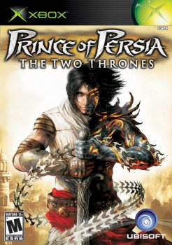 [XBOX]Prince Of Persia - The Two Thrones [MIX/ENG]