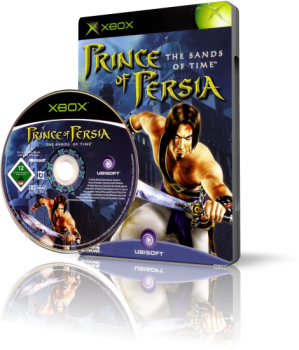 [XBOX]Prince of Persia: The Sands of Time [NTSC/ENG]