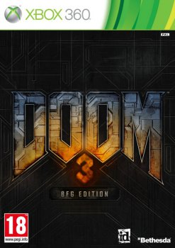 [XBOX360]DOOM 3 BFG Edition (2012) [PAL][RUS][RUSSOUND][P] (XGD3) (LT+ 2.0)
