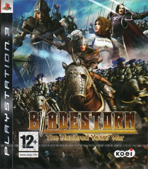 [PS3]Bladestorm: The Hundred Years War (2007) [FULL][ENG][L]