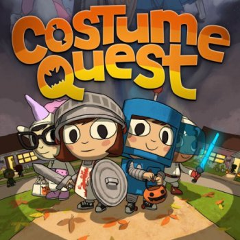 [PS3]Costume Quest [USA][ENG]