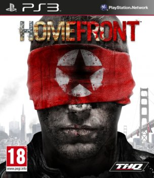 [PS3]Homefront [PAL] [RUS] [RIP]