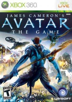 [XBOX360]James Cameron`s Avatar: The Game (2009) [RegionFree] [RUS] [P]