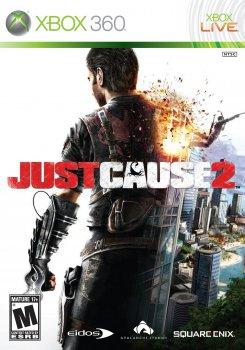 [XBOX360]Just Cause 2 (2010) [Region Free] [RUSSOUND] [P]