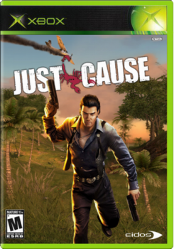 [XBOX]Just Cause (20060 [ENG] [RUS] [MIX] [P]