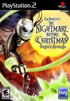 [PS2] Tim Burton's The Nightmare Before Christmas: Oogie's Revenge [NTSC/RUS]