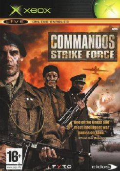 [XBOX]Commandos: Strike Force [MIX / ENG+RUS]