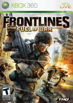 [XBOX360]Frontlines: Fuel of War [RegionFree/RUS]
