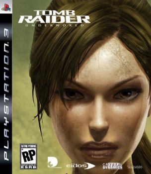 [PS3]Tomb Raider Underworld (2008) [FULL][ENG][L]