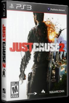 [PS3]Just Cause 2 [RUS] [Repack] [2хDVD5]