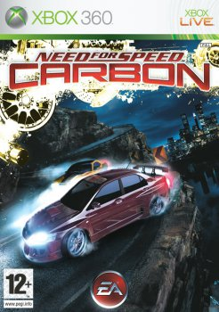 [XBOX360]Need for Speed: Carbon [PAL/RUSSOUND]