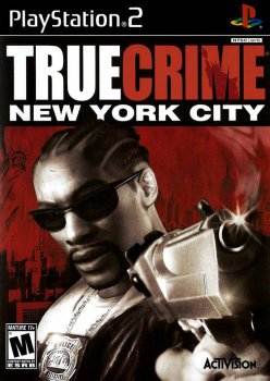 [PS2]True crime: New York city [RUS/PAL]
