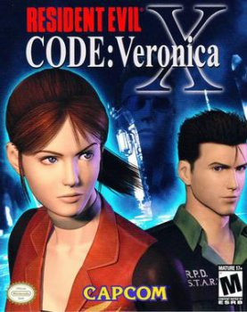 [XBOX360][JTAG] Resident Evil Code: Veronica X HD [ENG]