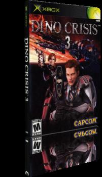 [XBOX]Dino Crisis 3 [JAP+NTSC/ENG]