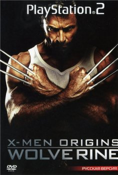 [PS2] X-Men Origins: Wolverine [NTSC/RUS]