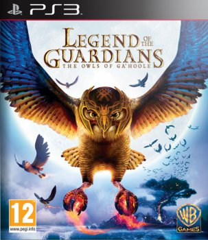 [PS3]Легенды ночных стражей / Legend of the Guardians: The Owls of Ga'Hoole (2010) [FULL][ENG][L]