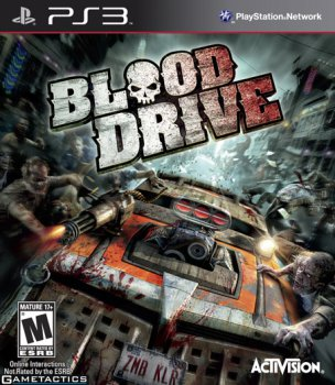 [PS3]Blood Drive (2010) [FULL][ENG][L]