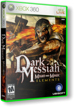 [XBOX360]Dark Messiah of Might and Magic: Elements [Region Free/ENG]