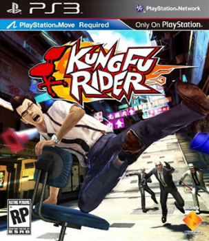 [PS3]Kung Fu Rider [EUR][RUSSOUND]
