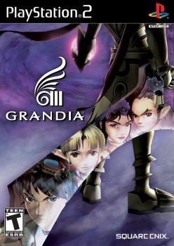 [PS2]Grandia 3 2DVD5 [NTSC/ENG]