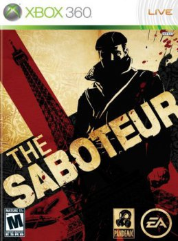 [XBOX360]The Saboteur [PAL/RUSSOUND]