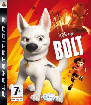 [PS3]Disney's Bolt [EUR/RUS]