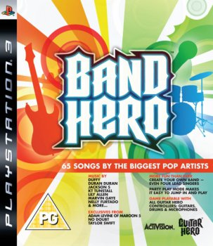 [PS3]Band Hero [EUR/ENG]