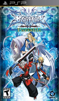 [PSP]BlazBlue Calamity Trigger [Patched] [FullRIP][CSO][Multi3][US] [MP]